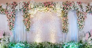 Wedding Photo Background Backdrop Weddings Event There Rose Flowers Wedding