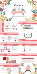 Flower Powerpoint Free Download Of Dynamic Ppt Templates Flower Powerpoint
