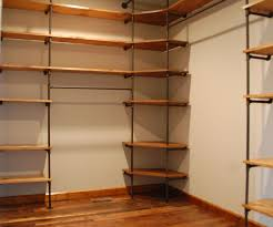 large size of manly improved storage capacity for pipes with wood closet shelves how to