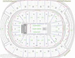 38 beautiful us bank arena seating chart with rows and seat numbers