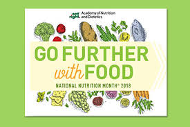 march 2018 nutrition month