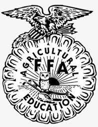 Ffa Logo Embroidery Design Ffa Logo Background Attention Ffa Members Ffa Emblem Svg