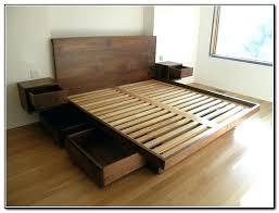 Bed Frame Storage Bed Frames Storage Bed Queen Full Bed Frame Queen ...