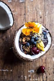 summer acai bowl with big cer toasted buckwheat granola halfbakedharvest com hbharvest