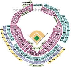 Washington National Seating Chart Views 73 Reasonable New Nationals Stadium Seating Chart