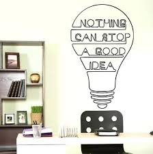 wall decal for office. Wall Decals For Offices Office Quotes Inspirational  Motivational Decal .