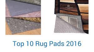 10 best rug pads 2016