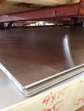 1 8 aluminum sheet aluminum sheet metals alloys ebay