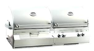 gas grill and griddle combo gas grill griddle combo aurora series built in charcoal fire magic