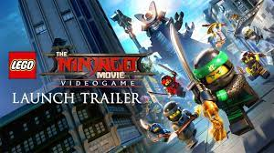 The LEGO Ninjago Movie Video Game Launch Trailer - YouTube