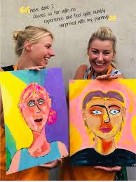 melbourne s no 1 pop up social painting classes