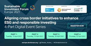 We think our information is right, but if you think otherwise then send us a message about it. Sustainable Investment Forum Europe 2021 United Nations Environment Finance Initiative