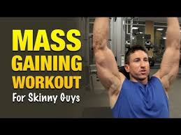 weight training planning mass gaining workout for skinny guys bulk up faster using this