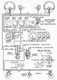 Wiring diagram for hot rod wiring harness full size