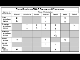 These phonetic symbols are used in many of our pronunciation exercises on the site. Ipa Chart Lecture Esl 343 Youtube