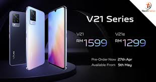 Tipe hp ini telah dibekali. Vivo V21 And V21e Malaysia Release Two Chipsets And 8gb 3gb Ram Price Starting From Rm1299 Technave