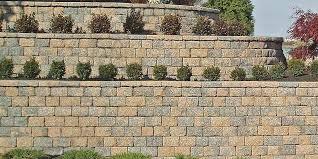 retaining wall cost per stone