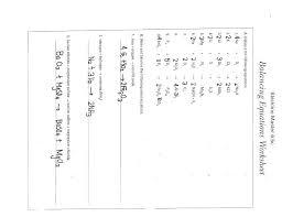 balancing equations 1 answers chemical worksheet 21 practice balancing chemical equations worksheet answers