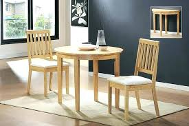 small round dining table set the most elegant astounding room tables with narrow sets in