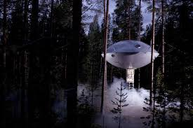 invisible tree house hotel. Gallery Image Of This Property Invisible Tree House Hotel T