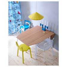 white chairs ikea ikea ps 2012 easy. IKEA PS 2012 Drop-leaf Table Top Made Of The Very Strong Material White Chairs Ikea Ps Easy