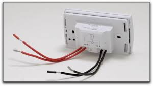 install set ecobee smart thermostat typical high voltage 2 4 Hunter 44860 Problems install set ecobee smart thermostat typical high voltage 2 4