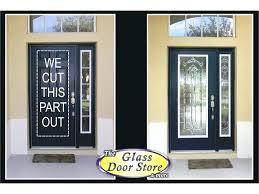white front door with glass front door glass inserts replacement entryway door front door glass inserts