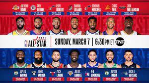 2021 NBA All-Star reserves