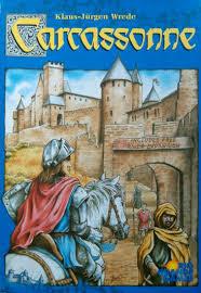 Znalezione obrazy dla zapytania carcassonne gra pudełko