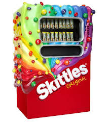 Skittle Vending Machine Gorgeous How Do Vending Machines Tell The Difference Between Fake Coins And