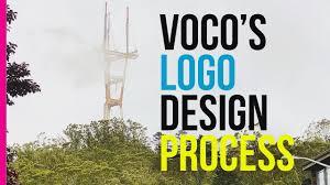 Voco Design Logo Design Voco Design The Process