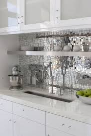 Mirror Tile Backsplash Kitchen 25 Best Ideas About Mirror Backsplash On Pinterest Mirror