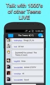 Lesbian teen chat room