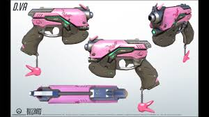 Dva Light Gun Light Gun Overwatch Wiki Fandom