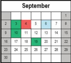 Mark Your Calendars Fallston Middle School