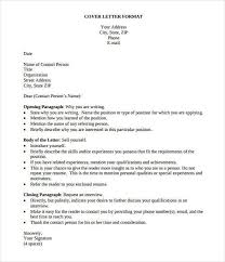 How To Make A Resume Cover Letter 54 Simple Cover Letter Templates Pdf Doc Free