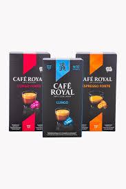 Café Royal Nespresso Kapsel Set