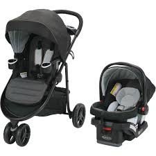 graco modes 3 lite travel system with snugride snuglock 35 infant car seat