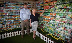 chelsea flower show 2018 winners optigrow seed is garden of the year