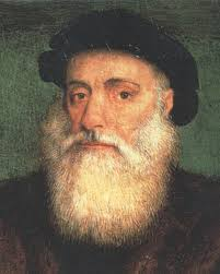 ... explorer Vasco da Gama (1460-1524). This man was one of the most successful explorers from the Age of Discovery (the period in 15th-17th Century history ... - vasco-da-gama-2