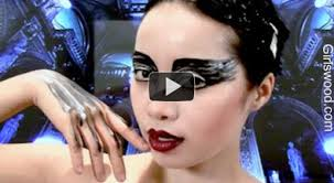 black swan makeup natalie portman is one of my favorite actresses and i fell in love with this dark look i have always been a fan of swan lake