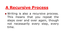 essay on writing process thesis writing process