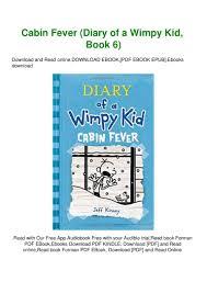 Light Blue Diary Of A Wimpy Kid Book Mobiepub Cabin Fever Diary Of A Wimpy Kid Book 6 Online Book
