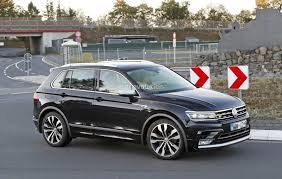 2018 VW Tiguan R Line - Auto Car Update