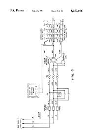 overhead crane pendant wiring diagram wiring diagram patent us5350076 bridge crane electric motor control system