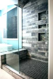 outdoor shower enclosure ideas medium size of for tile me bathrooms with beadboard walls showers small