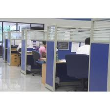 office workstation design. China Modular Design 4 Seater Office Workstation With Side Storage