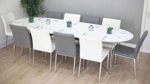 fashionable dining room furniture curved pedestal counter slab 10 seater round table semicircle coastal stainless steel