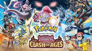 Pokemon Movie 18 Hoopa And Clash Of Ages English Dubbed Watch Download FHD
