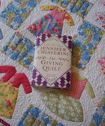 Colleen's Quilting Journey: Giveaway-The Giving Quilt &